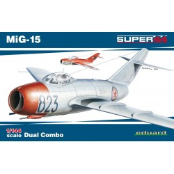 ED4443 MiG-15 Dual Combo