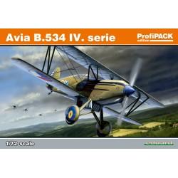ED70102 Avia B.534 IV.serie Profipack