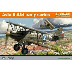 ED70103 Avia B-534 early series DUAL COMBO Profipack