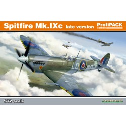 ED70121 Spitfire Mk.IXc late version, Profipack