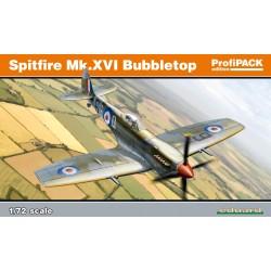 ED70126 Spitfire Mk.XVI Bubbletop Profipack