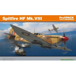 ED70129 Spitfire HF Mk.VIII, Profipack