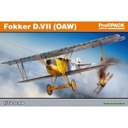 ED70131 Fokker D.VII (OAW), Profipack