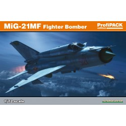 ED70142 MiG-21MF Fighter Bomber