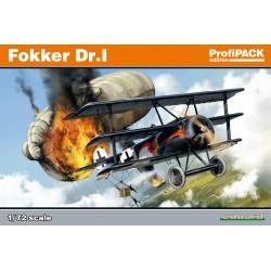 ED7039 Fokker Dr.I Profipack