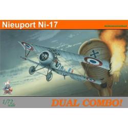 ED7071 Nieuport Ni-17 Dual Combo