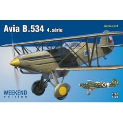 ED7428 Avia B.534 IV. série Weekend
