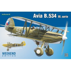 ED7429 Avia B.534 III.serie Weekend