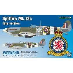 ED7431 Spitfire Mk.IXc late version Weekend Edi