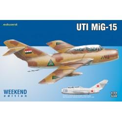ED7433 UTI MiG-15 Weekend edition