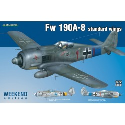 ED7435 Fw 190A-8 standard wings Weekend Edition