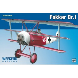 ED7438 Fokker Dr.I Weekend Edition