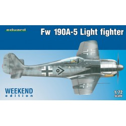 ED7439 Fw 190A-5 Light Fighter(2 cannons)Weeken Edition