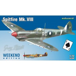 ED7442 Spitfire Mk.VIII Weekend Edition
