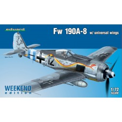 ED7443 Fw 190A-8 w/universal wings Weekend Edit