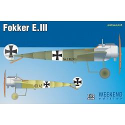 ED7444 Fokker E.III Weekend Edition