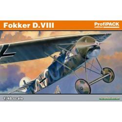 ED8085 Fokker D.VIII Profipack