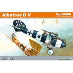 ED8113 Albatros D.V., Profipack