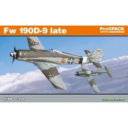 ED8189 Fw 190D-9 LATE ProfiPACK