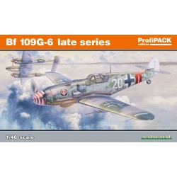 ED82111 Bf 109G-6 late series Profipack