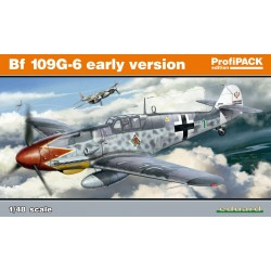 ED82113 Bf 109G-6 early version Profipack