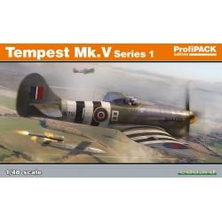 ED82121 Tempest Mk.V series 1, Profipack
