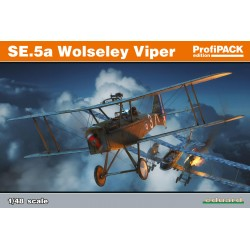 ED82131 SE.5a Wolseley Viper Profipack