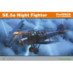 ED82133 SE.5a Night Fighter Profipack