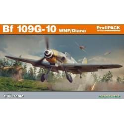 ED82161 Bf 109G-10 WNF/Diana, Profipack