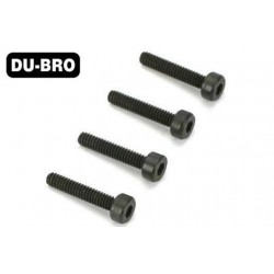 DUB2272 Screws - 3.5mm x 15 Socket-Head Cap Screws (4 pcs per package)