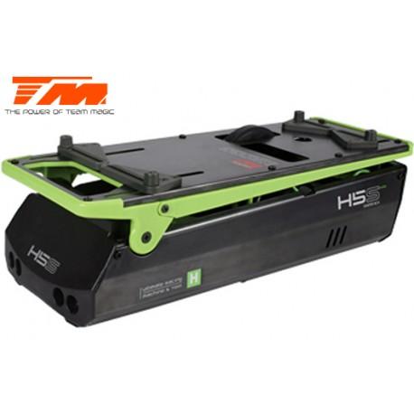 Voiture Piste Team Magic 1/10 Electrique - 4WD Drift - ARR - Team Magic E4D-MF - S15 sans électronique