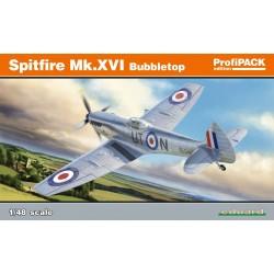 ED8285 Spitfire Mk.XVI Bubbletop