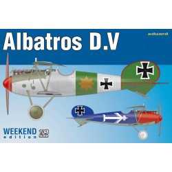 ED8408 Albatros D.V, Weekend Edition