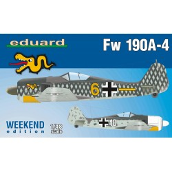 ED84121 Fw 190A-4, Weekend Edition