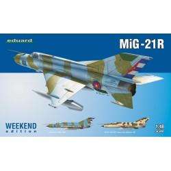 ED84123 MiG-21R