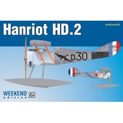 ED8413 Hanriot HD.2 , Weekend Edition