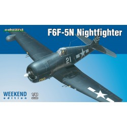 ED84133 F6F-5N Nightfighter Weekend Edition