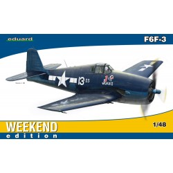 ED84135 F6F-3 Weekend