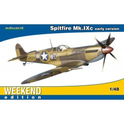 ED84137 Spitfire Mk.IXc early version