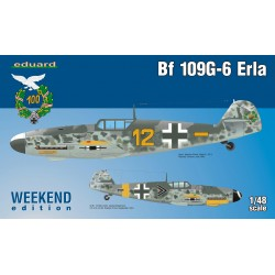ED84142 Bf 109G-6 Erla Weekend