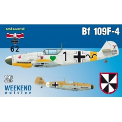 ED84146 Bf 109F-4 Weekend Edition