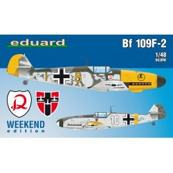 ED84147 Bf 109F-2 Weekend Edition