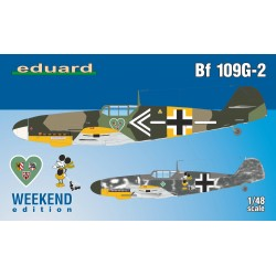 ED84148 Bf 109G-2 Weekend Edition