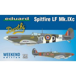 ED84151 Spitfire LF Mk.IXc Weekend Edition
