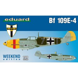 ED84153 Bf 109E-4, Weekend Edition