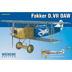 ED84155 Fokker D.VII OAW Weekend edition