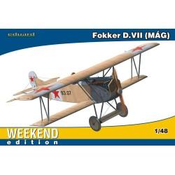 ED84156 Fokker D.VII MAG Weekend