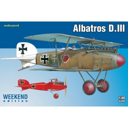 ED8438 Albatros D.III Weekend Edition