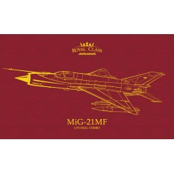 EDR0017 MiG-21MF Royal class