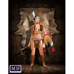 MB24019 Pin Up Serie - Thunder Spirit 1/24